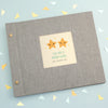 Personalised Baby Twins Stars Photo Album