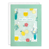 Honey and Lemons Get Well Soon Card with Paper Confetti - Paper Shakies by James Ellis