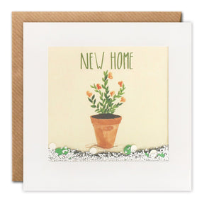 PS2272 - New Home Plant Shakies Card