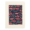 Personalised Sausage Dog Pattern Notebook