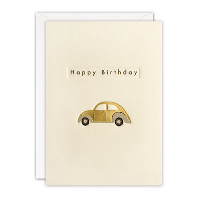 TN3399 - Birthday Beetle Ingot Card