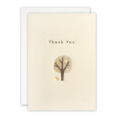 TN3410 - Thank You Tree Ingot Card