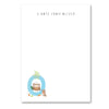 Personalised Illustrated Letter O Writing Set