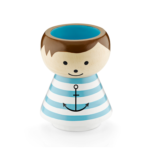 Pencil Holder Boy Sailor