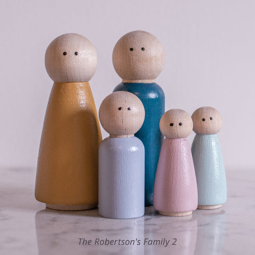 Family of 5 - The Robertson's 2