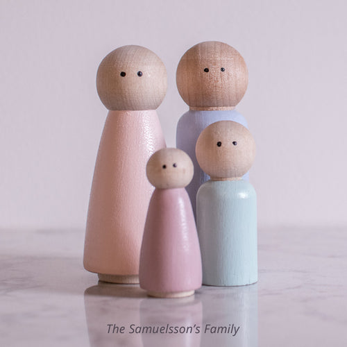Family of 4 - The Samuelsson's