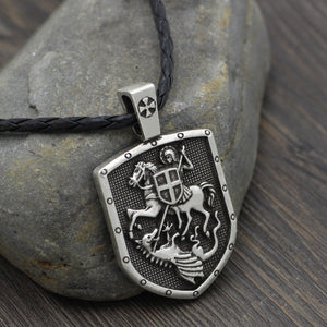 St. George's Shield Amulet