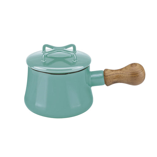 Dansk Kobenstyle Teal Mini Saucepan with Lid - Tiffany Green 1000ml