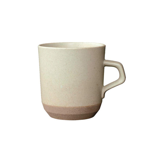 KINTO|Ceramic Lab large mug (CLK151-beige 410ml)