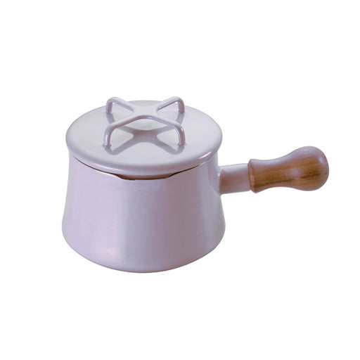 Dansk Kobenstyle Teal Mini Saucepan with Lid - Light Purple 1000ml