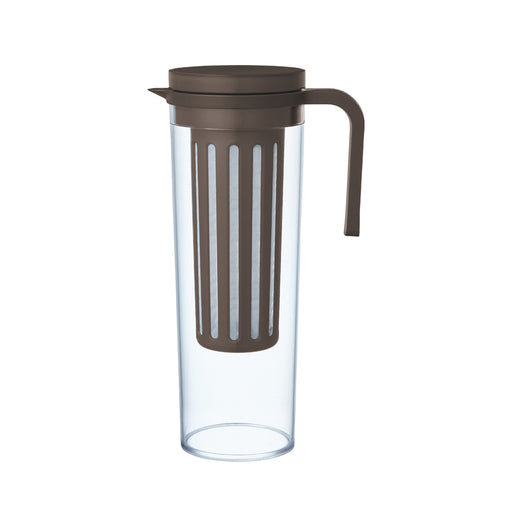 KINTO|PLUG ice coffee jug (brown)