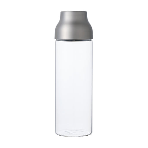 KINTO|CAPSULE water carafe 1.0 L stainless steel