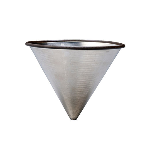 KINTO|SLOW COFFEE STYLE stainless steel filter 4 cups