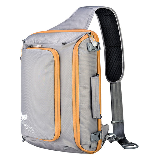 FEATHER RIDER|Multi-functional Snowboard Sling Bag - Grey