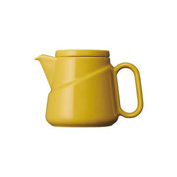 KINTO|RIDGE Teapot 350ml (Yellow)