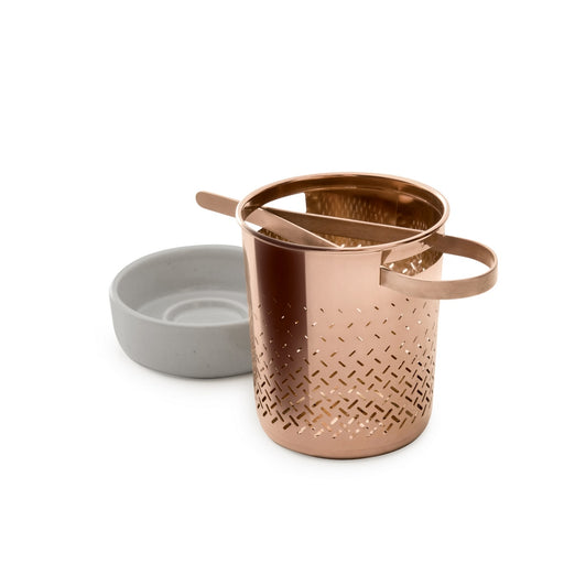 TOAST|WEAVER ORIENTAL TEA INFUSER (COPPER)