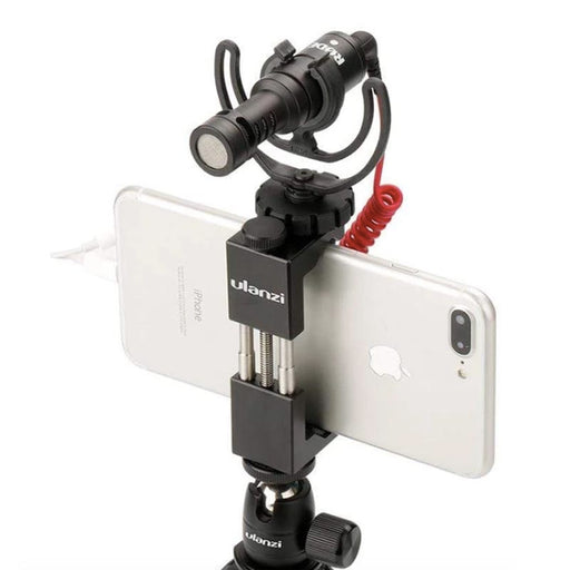 Ulanzi|ST-02 Metal Phone Tripod Mount