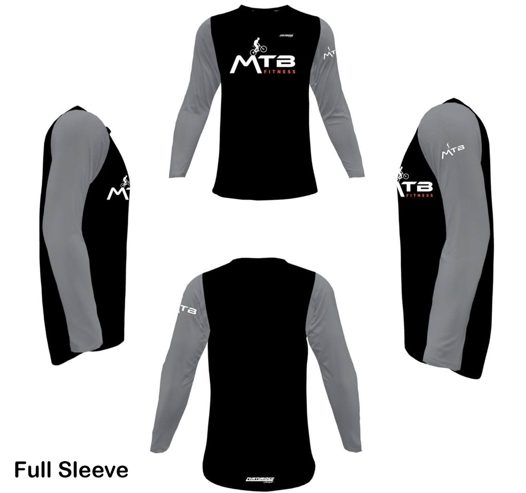 Limited Edition Grey Sleeve Jersey
