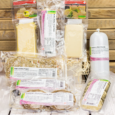 Bronze Vegan Hamper - SAVE £3.80 - 9 items