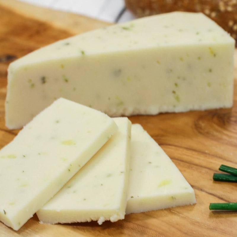 Dairy-Free Cheese | No-Moo Herb | Vegan Cheese Alternative
