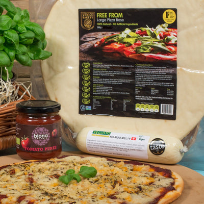 Melty Pizza Pack - Gluten Free - No Moo Melty