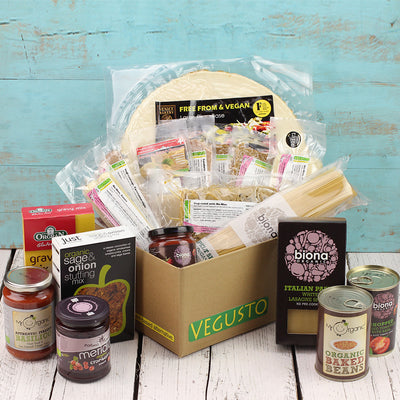 7-Meal Vegan Recipe Pack - 10% OFF