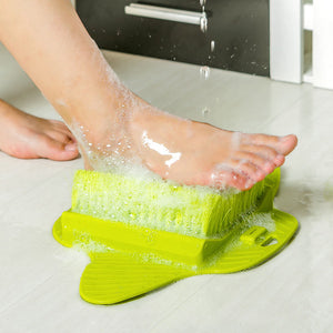 Super Massage Brush, Cleaning Brush Foot