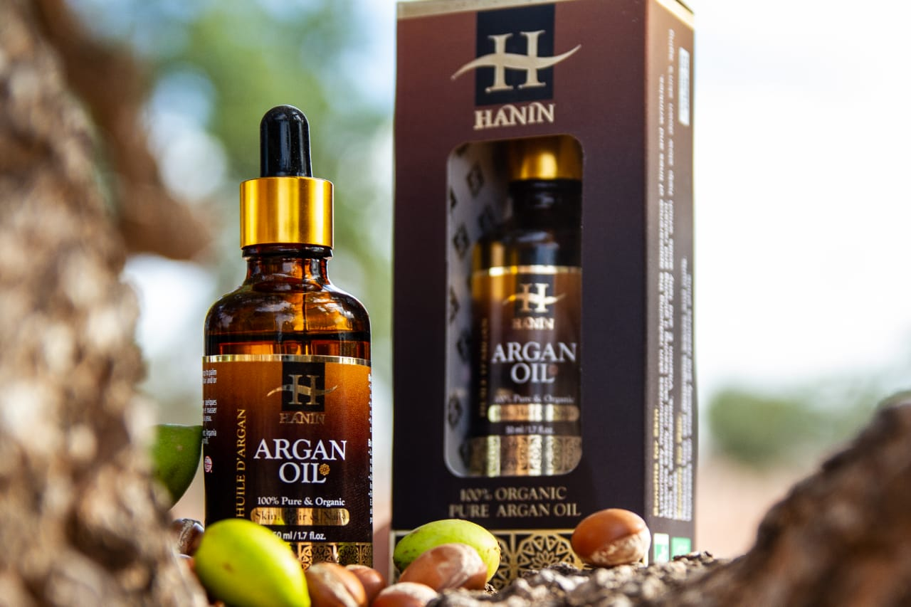 Moroccan Argan Oil (medium  50 ml - 1,7 fl oz)