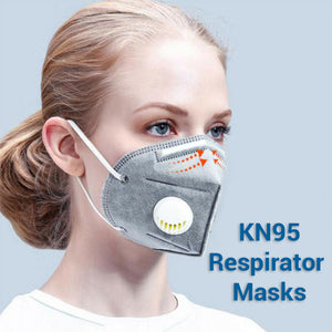 KN95 - 5 Layer with respirator valve