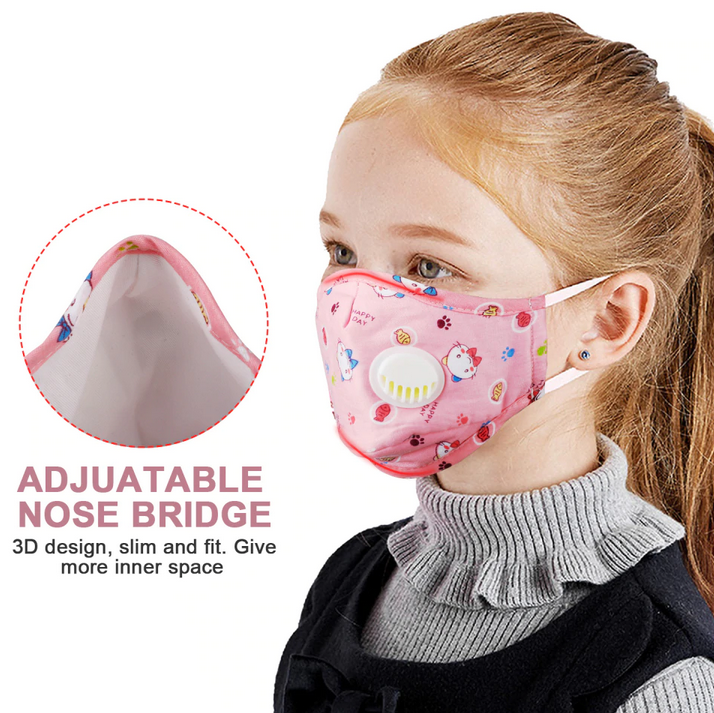 Reusable Child PM2.5 Filter