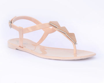 Cleopatra Nude Sandal