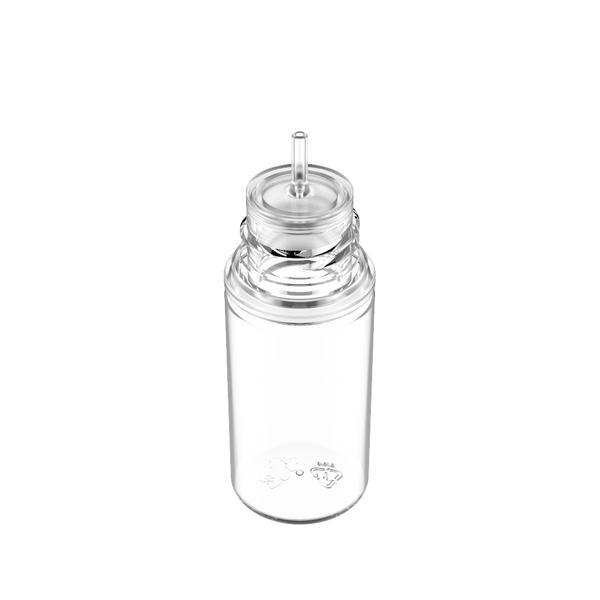 Chubby Gorilla - 30ML Stubby Unicorn Bottle - Clear Bottle / Natural Cap - V3