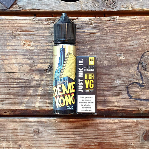 CREME KONG 60ML By JOES JUICE