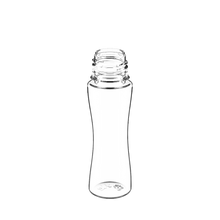 Load image into Gallery viewer, Chubby Gorilla - 50ML Unicorn Bottle - Clear Bottle / Black Cap - V3