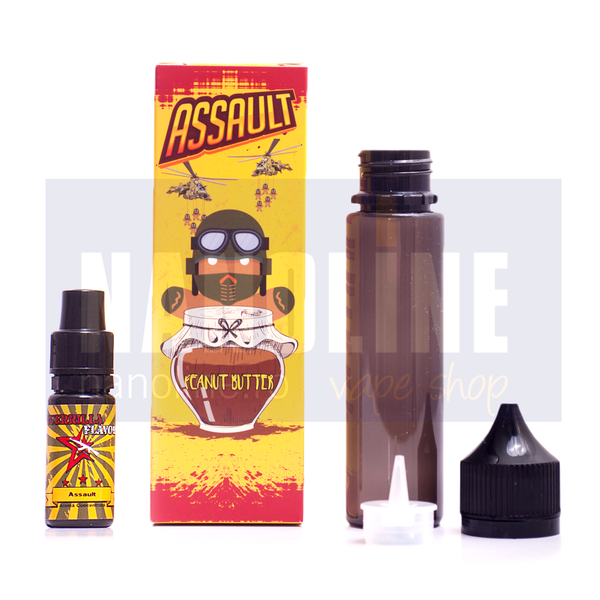 Guerilla Concentrates - Assault