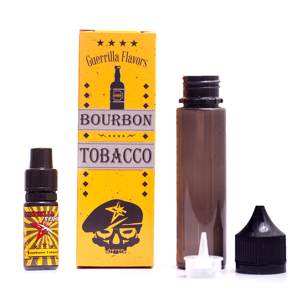 Guerilla Concentrates - Bourboun Tobacco