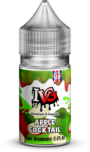 APPLE COCKTAIL 30ML CONCENTRATE By IVG