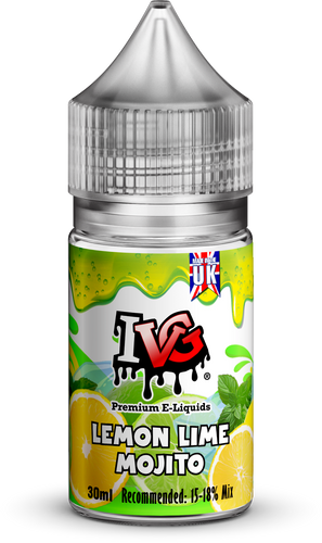 LEMON LIME MOJITO 30ML CONCENTRATE By IVG