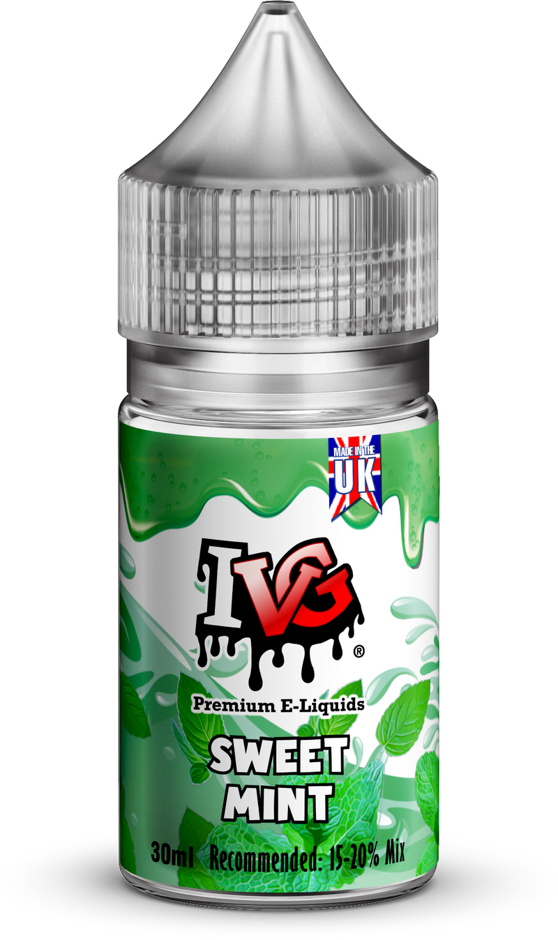 IVG - Sweet Mint Concentrate 30ml
