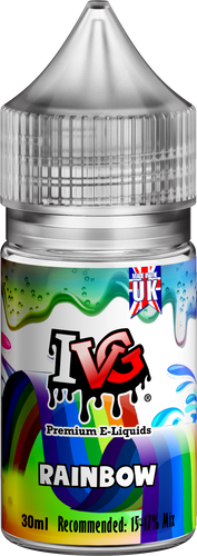 30ml RAINBOW 30ML CONCENTRATE By IVG
