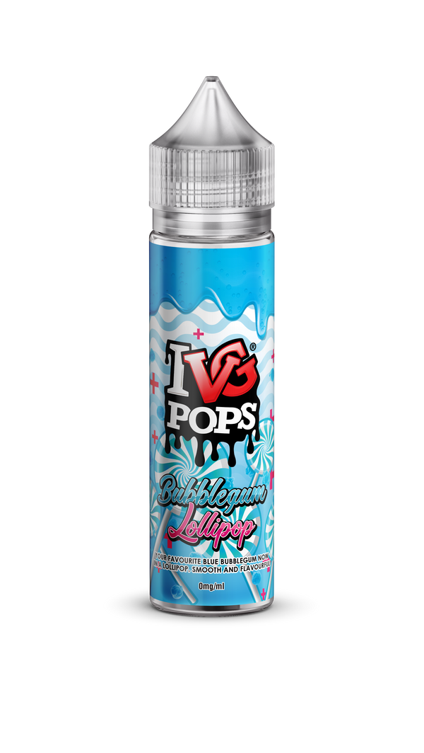 IVG Pops - Bubblegum Millions Lollipop 50ml 0mg