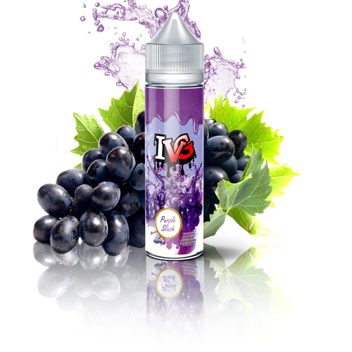 PURPLE SLUSH 50ML By IVG (SHORTFILL)