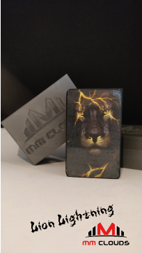 MM Squonkers - Lion Lightning