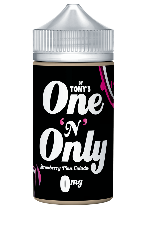 Tony's - One & Only flavor shot
