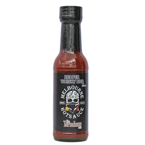 Melbourne hot sauce Whisky reaper