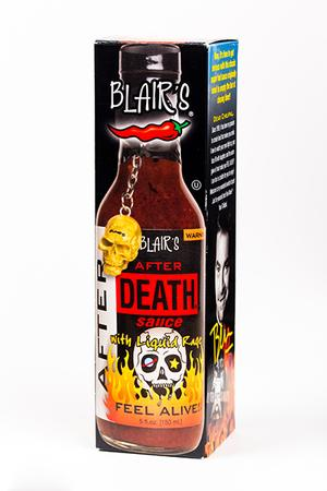 Blair's After death sauce