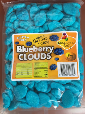 Lolliland Blue Clouds - Blueberry 1kg