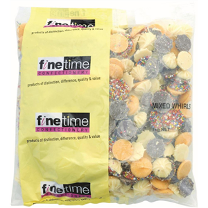 1kg Finetime Mixed Whirls Buds