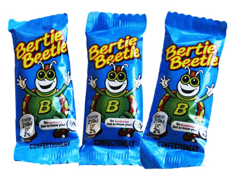 BERTIE BEETLE (500G BAG - APPROX 49 UNITS)