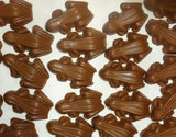 MILK CHOC FROGS (1KG BAG)